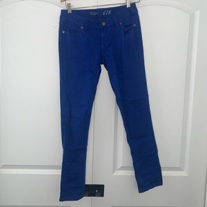The Limted 678 Blue Jean